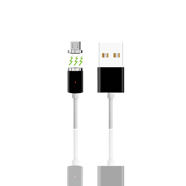 Strike X-Cable Mini 2 USB Male to Magnetic Micro USB Cable