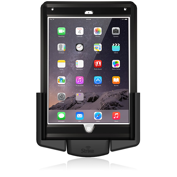 info for 3bcf3 99c71 Apple iPad Air 2 Car Cradle with Otterbox Defender case | Strike Alpha