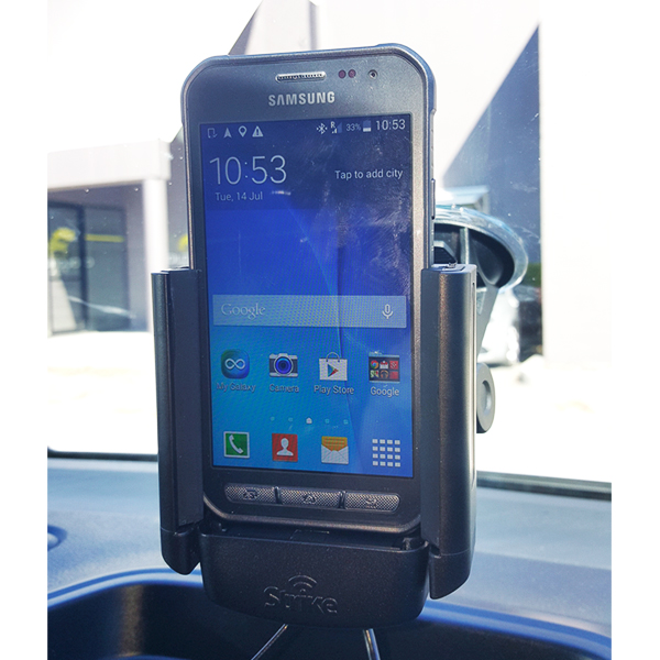Samsung Xcover 3 and Xcover 3 Value Edition Holder Mount