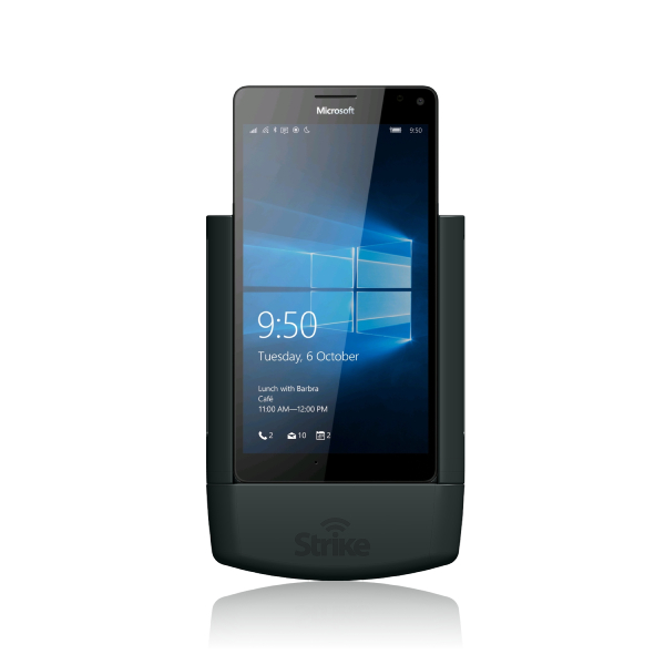 Strike Alpha Microsoft Lumia 950 Car Cradle
