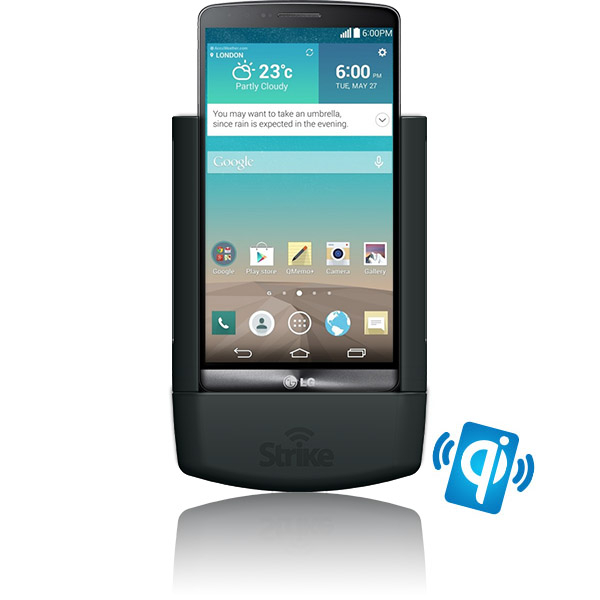 LG G3 Wireless Charging Car Cradle