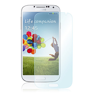 Strike Screen Protector Pack for Samsung Galaxy S4