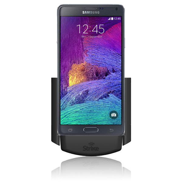 October 15, 2014 Strike Samsung Galaxy Note 4 Cradle Launch