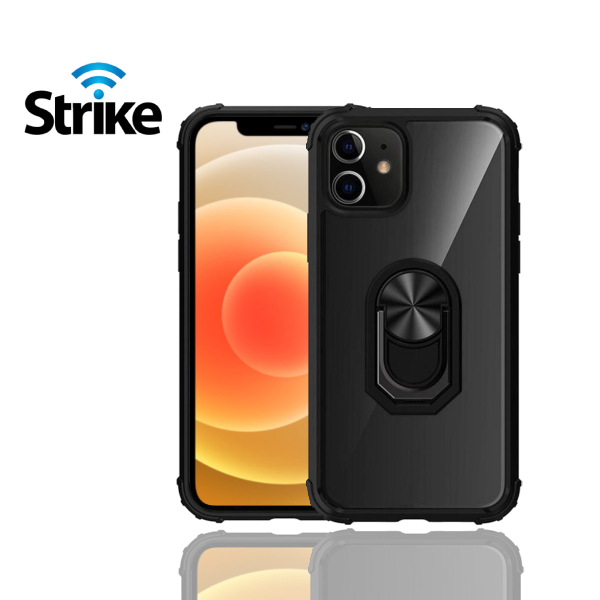 Strike iPhone 12 Armour Case (Black)