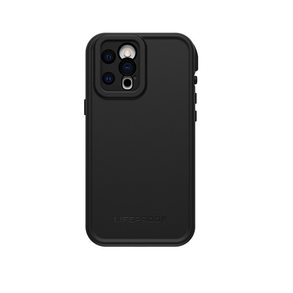 LifeProof Fre Case for Apple iPhone 12 Pro Max (Black)