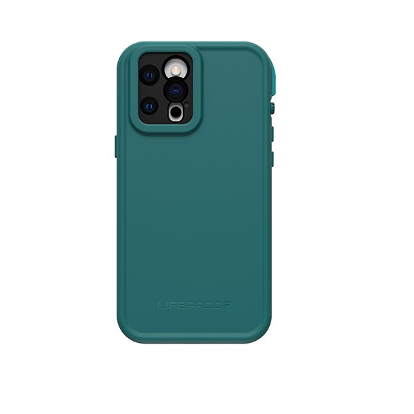 LifeProof Fre Case for Apple iPhone 12 Pro Max (Blue)