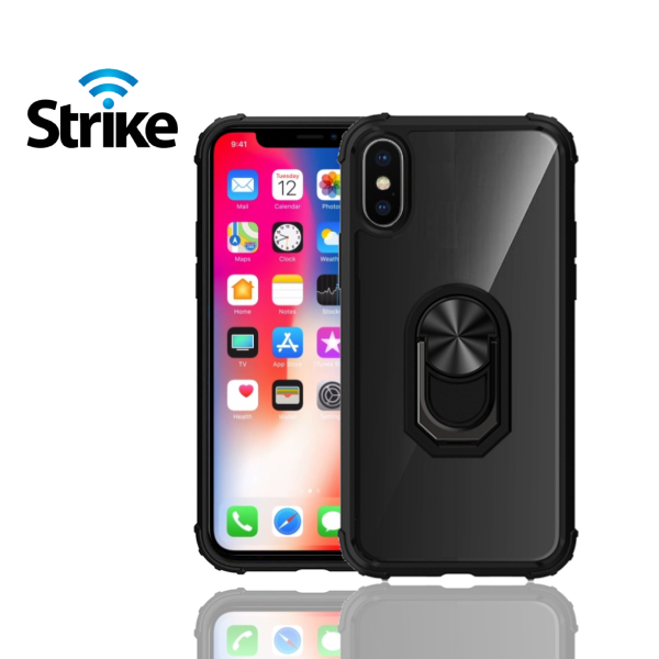 Strike iPhone X/XS Armour Case (Black)