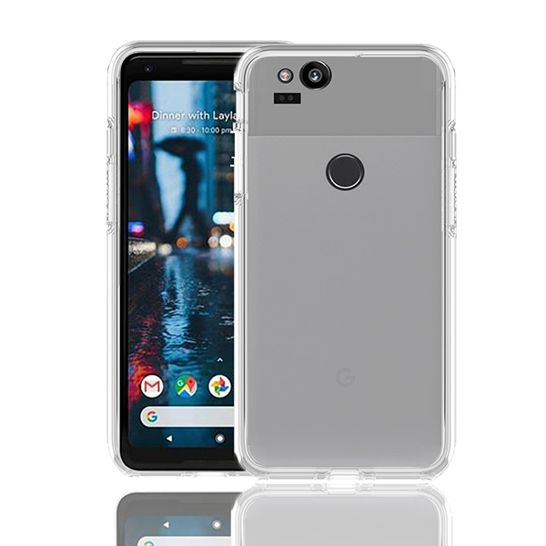 info for 3f803 45abb Google Pixel 2 XL Clear Case | Phone Accessories | Strike