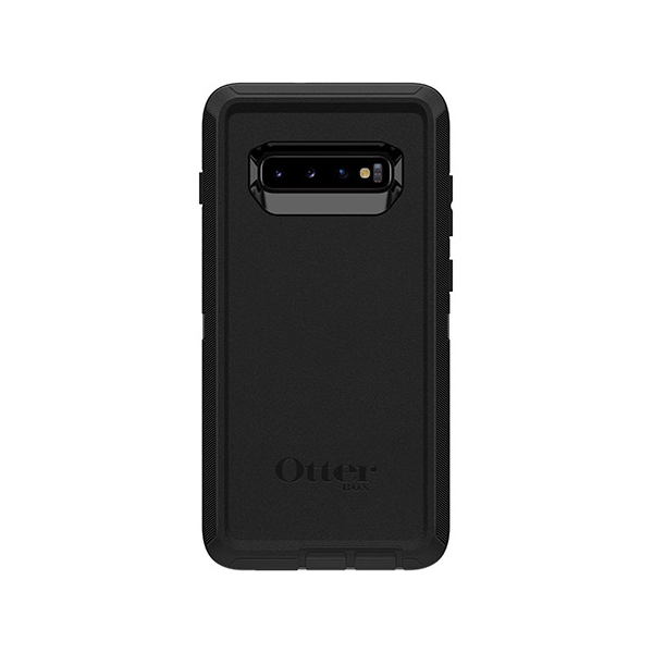 OtterBox Defender Case for Samsung Galaxy S10 Plus (Black)