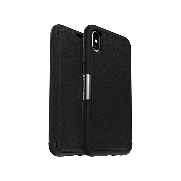 OtterBox Strada Case for Apple iPhone Xs Max (Black)