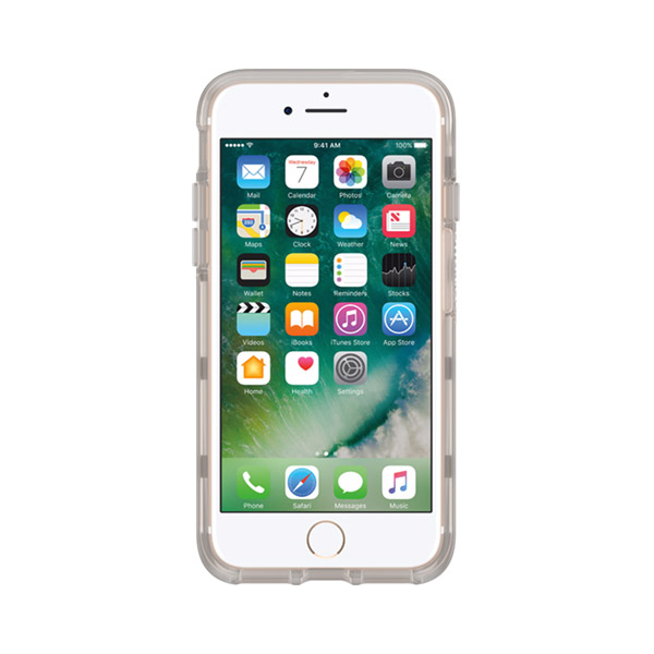OtterBox Symmetry Clear  Case for Apple iPhone 8 (Inside The Lines)