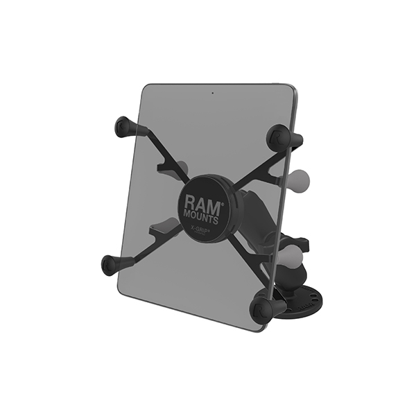 RAM® X-Grip® Universal Drill-Down Mount for 7