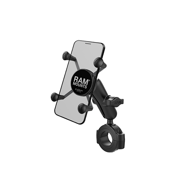 RAM® X-Grip® Phone Mount with RAM® Torque™ Large Rail Base (RAM-B-408-112-15-UN7U)