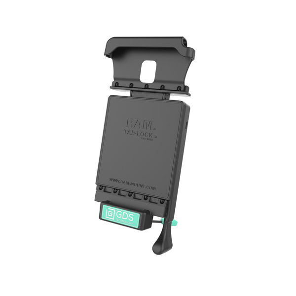 GDS® Locking Vehicle Dock for the Samsung Galaxy Tab Active2 (RAM-GDS-DOCKL-V2-SAM29U)
