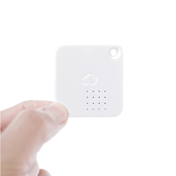 Wireless Sensor Tag (13-bit Temperature and Humidity) with motion