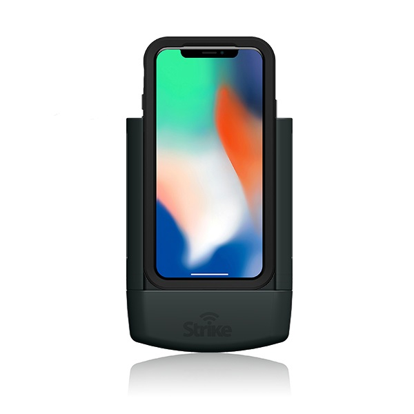 Strike Alpha Apple iPhone X Car Cradle for LifeProof case