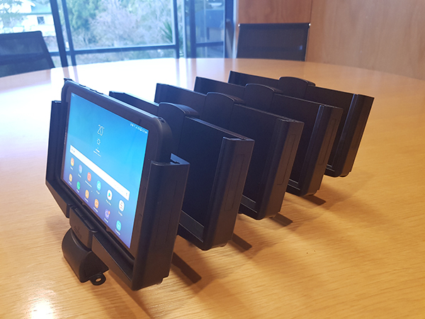 Strike 5-Pack Desktop Charging Dock